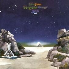 Yes-Valle from Topographic Ocean 2 CD Rock Nuovo