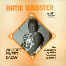 Katie Webster - Whooee Sweet Daddy Vinyl LP EX/NM-