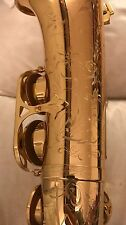 "Selmer Super Action Series ii Alto Sax ""Jubilee Edition"" - Plays Like My Mark Vi"