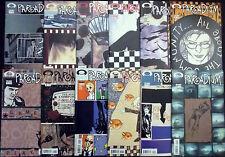 PARADIGM 1,2,3,4,5,6,7,8,9,10,11,12 (1-12)...NM-...2002...Jeremy Haun...Bargain!