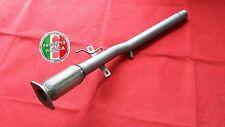 Downpipe tubo rimozione filtro  FAP DPF  renault Mégane 3 1.5  DCI   110cv