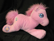 "Hasbro My Little Pony 25th Birthday 20"" PINKIE PIE Pink Plush Stuffed Animal EUC"