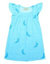 Blue Moon & Stars Nightdress - Size: Small (for 3-4 y/o)