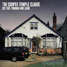 The Cooper Temple Clause - See This Through and Leave *** BRAND NEW CD ***