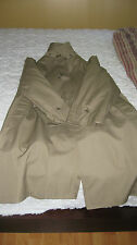 Authentic London Fog Trench Coat Size &  liner. 42 Short Made in Baltimore MD