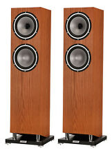 Tannoy Revolution XT 8F Speakers (Pair) - Medium Oak- - RRP £1299