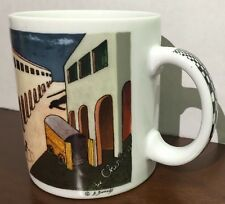 Chaleur D Burrows Masters Collection Giorgio de Chirico Melancholy Coffee Mug