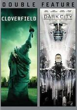 Cloverfield /Dark City (DVD 2-Disc Directors Cut) EXCELLENT CONDITION SHIPS FAST
