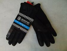 Isotoner Signature Smart Touch Gloves 56802 Active Matrix Black XS/S #C119