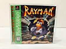 Rayman Game For Sony PlayStation 1 - PS1