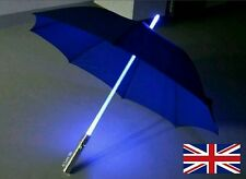2016 LED Umbrella Lightsaber Star Wars Novelty Birthday Present Boy Girl Toy UK
