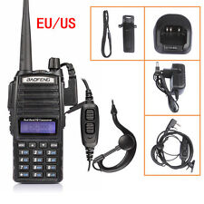Baofeng UV-82 VHF UHF 136-174/4​​00-520 MHz Ham Two-way Radio Walkie Talkie RH