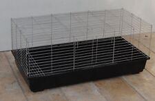 XXL Cage de cochon d'inde Cage à lapins Cage à rongeur 1,00 M