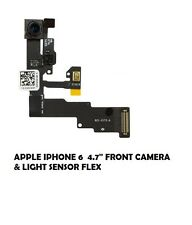 "iPhone 6 (4.7"") Light & Proximity Sensor with Front Camera & Mic Flex Ribbon new"