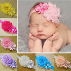 Mix 12Colors Stretch elastic Baby Girl Headband Headwrap Headwear hair band JUPO