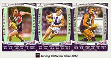 2011 AFL Teamcoach Trading Cards Prize Card Team Set Fremantle (3)