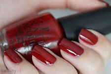 OPI Nail  Got the Blues for Red Lacquer