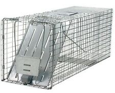 "Havahart Trap 1079 Live Animal Trap for Racoons 32"" x 10"" x 12"" One Door"