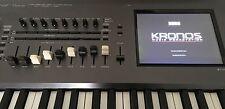 set of 9 Hammond organ style drawbar knobs for Korg Kronos, Kurzweil PC3, others