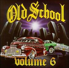 VARIOUS ARTISTS**VOL.6: OLD SCHOOL**CD