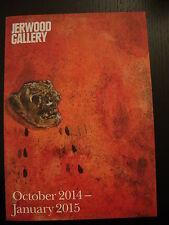 JAKE + DINOS CHAPMAN : Jerwood Gallery 2014 Exhibition Flyer
