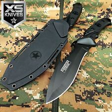 "11"" JTEC Hunting Fixed Blade Survival Tactical Combat Knife w/ Sheath - JAN03"