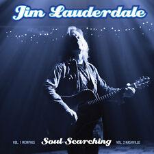 Jim Lauderdale - Soul Searching: Vol 1. Memphis / Vol 2. Nashville [New CD]