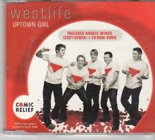 (EW232) WestLife, Uptown Girl - 2001 CD