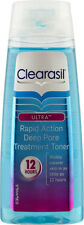 Clearasil Ultra Rapid Action Deep Pore Treatment Toner (200ml) FREE UK DELIVERY