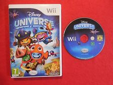 DISNEY UNIVERSE - Nintendo Wii ~PAL~7+ Action/Adventure Game