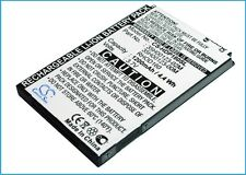 Premium Battery for HTC 35H00123-22M, 35H00123-03M, S511, RHOD160, Cedar 100, T7