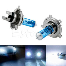 2pcs Car Auto H4 100W HID Xenon White Headlight 12V Halogen Bulb Lamp Light New