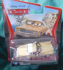 Disney Pixar Cars 2 Diecast MEL DORADO #27 2011