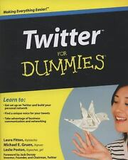 Twitter For Dummies-ExLibrary