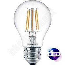 Philips 7.5w E27 220v 806lm Warm Classic Vintage Retro LED Filament Bulb
