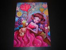 JEREMIAH KETNER Art 5X7 Dreaming Of A Better Tomorrow like poster print