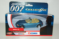 CORGI TY04902 JAMES BOND 007 BMW Z3 MIB RARE SELTEN
