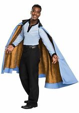 Rubie's Star Wars Officially Licensed, Adult Lando Calrissian Costume, Standard
