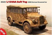 ICM 35529 1/35 L1500A Soft Top WWII German Personnel Car