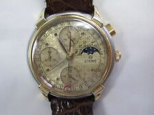 Loewe Automatic Mechanical Men's Watch 78790- Chronograph Dial- No Reserve