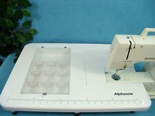 Bernina Singer Necchi Toyota Elna Viking LARGE Sewing Machine Extension Table