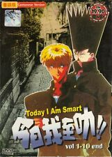 Today i Am Smart  (Vol. 1-10 End) Cantonese Version _ DVD Anime region All