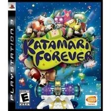 PLAYSTATION 3 PS3 GAME KATAMARI FOREVER BRAND NEW