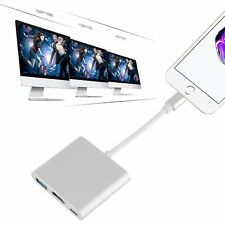 USB 3.1 Hub USB-C To USB 3.0/ HDMI/ Type C Charger Adapter For MacBook Pro NEW