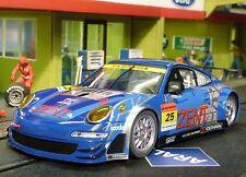 SCALEAUTO PORSCHE 911 997 GT3 ZENT in 1:24 mit Metallchassis              SC7049