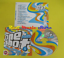 CD ONE SHOT SETTANTA VOL 5 compilation 2005 STEWART VANNELLI STARR (C3*)no lp mc