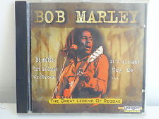 CD ALBUM BOB MARLEY No water The great legend of reggae LASERLIGHT 12873