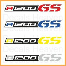 BMW MOTORCYCLE R1100GS/R1150GS/R1200GS DECAL/STICKER. !!!