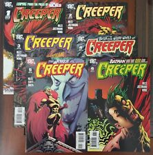 The Creeper (2007) #1-6 - Comic Books - Batman - From DC Comics