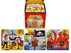 12 PIRATE JIGSAW PUZZLE toy Party Bags Filler GOODY gift children boys reward